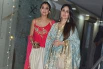 Mallika Bhatt's Diwali Bash: Kareena, Iulia Vantur, Amrita & Others Attend the Party