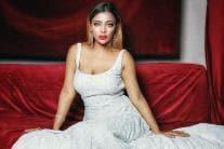 Alluring Photos of Aspiring Actress Niharikaa Agarwal