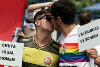 Champions LiGay: Photos From Gay Soccer Tournament in Brazil