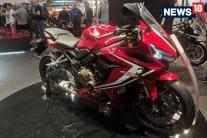 EICMA 2018: Pictures of Newly Launched 2019 Honda CBR650R