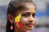 Day in Photos - November 1: Aircel Maxis Case; Ind Vs WI Cricket; 63rd Karnataka Rajyotsava