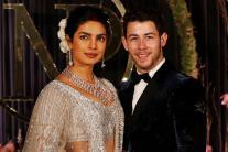 Priyanka Chopra and Nick Jonas' Grand Delhi Reception
