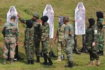 In Pictures: Indian Army Trains Afghan Women Cadets in Chennai