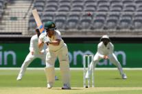 Interesting Pictures from India vs Australia Second Test Match