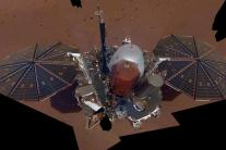 NASA's InSight Lander Snapped its First Ever Selfie on Mars