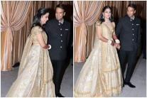 Isha Ambani & Anand Piramal's Wedding Reception Pictures