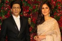 Bollywood in Full Attendance at Ranveer & Deepika's Reception