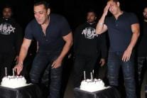 In Pictures: Salman Khan's 53rd Birthday Party