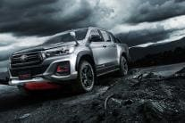 Toyota Hilux Black Rally Edition - See Pics