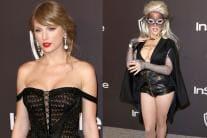 Golden Globes Afterparty: Divas Wore Bold Statement Dresses