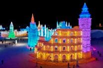 15 Spectacular Photos of China's Harbin Ice and Snow Festival 2019