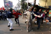 Bharat Bandh in Pictures: All You Need to Know About What's Happening Where