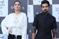 Bollywood Stars at Lakme Fashion Week Summer/Resort 2019
