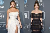 Critics Choice Awards 2019: Hollywood Stars Sizzle On The Red Carpet