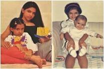 Childhood Pictures of Bollywood Diva Deepika Padukone