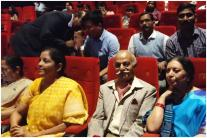 Defence Minister Nirmala Sitharaman Watches Uri With Veterans