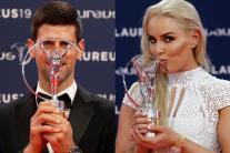 2019 Laureus World Sports Awards: Novak Djokovic Bags Top Honour