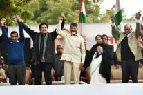 Mega Opposition Rally: Kejriwal, Pawar, Mamata & Others in One Frame
