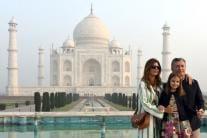Best Photos From Argentina President Mauricio Macri's India Tour