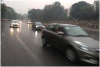 Delhiites Wake Up to Cloudy Skies; Rain & Hailstorm in Delhi-NCR
