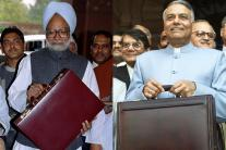 From Piyush Goyal to Yashwant Sinha, FMs Pose with Briefcase on Budget Day