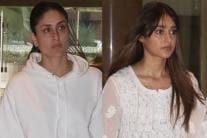 Vikram Phadnis' Mother's Prayer Meet: Bollywood Stars Pay Tribute