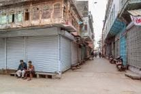 Markets Wear Deserted Look as Trade Body CAIT Observes Bharat Bandh