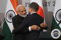 The Modi Hug: Narendra Modi's Style of Greeting Global Leaders