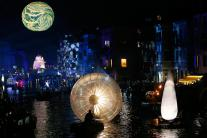 Venice Carnival Kicks Off With Spectacular Gandola Parade