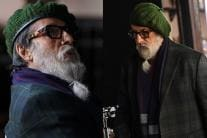 Celebrity Characters Unveiled: Amitabh Bachchan's First Look from Chehre