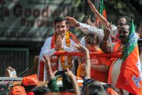 FIR Against Gautam Gambhir for Holding Rally Without Permission