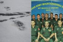 Indian Army Shares Pictures of 'Yeti' Footprint Sighted in Nepal