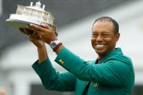 PICS: Tiger Woods Wins the 2019 Masters Golf Tournament