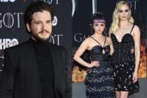 Hollywood Stars Grace 'Game of Thrones' Final Season Premiere