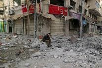 Ahead of Ramadan, Israel-Gaza Fight Intensifies
