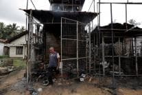 Sri Lanka Towns Hit by Anti-Muslim Violence after Easter Bombings