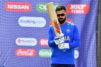 In Pics, India Train Ahead of Afghanistan Clash in Southampton