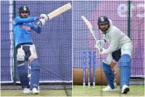 India vs Pakistan: Virat Kohli and Co. Sweat it out in the Nets