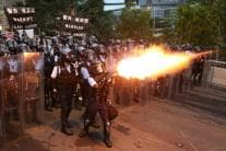 Hong Kong Extradition: Protests Descend Into Violent Chaos