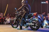 Revolt RV400 AI-Enabled Electric Motorcycle Unveiled - See Photos