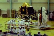 First Pictures of ISRO's Chandrayaan-2 Orbiter & Lander