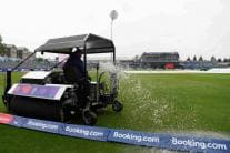 In Pics, Pakistan-Sri Lanka Encounter Washed Out
