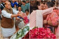 Arun Jaitley's Final Journey: Political Leaders Pay Homage