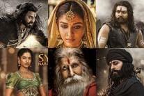 Sye Raa Narasimha Reddy Posters: Meet the Key Characters