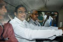 INX Media Case: P Chidambaram Being Taken to Court from CBI HQ