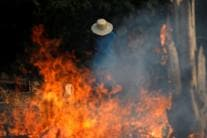 Amazon Wildfire: Brazilian Rainforest Burning at Record Rate, Smoke Can be Seen from Space