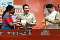 Sunny Deol Adds to Star Power in BJP, Fielded from Gurdaspur; Kirron Kher Gets Chandigarh Again