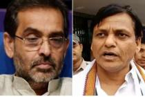 It's a Prestige Battle For Friends-turned-foes Upendra Kushwaha & Nityanand Rai in Bihar's Ujiarpur