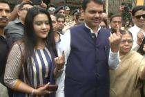 First Phase Polling Ends in Maharashtra, Chhattisgarh