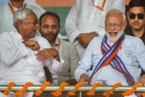 Nitish Working to Provide LED Bulbs As Oppn Pushes Bihar into Darkness, Says PM Modi